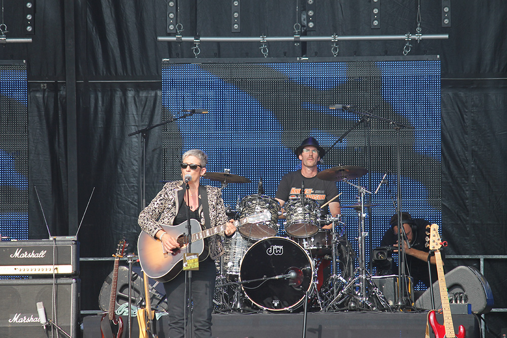 TEXAS MARTHA at Festival Country - Craponne - (FR)