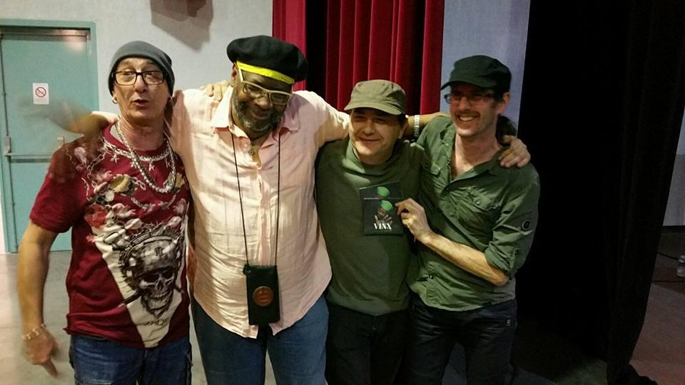 Avec VINX, Antoine Ona & Bernard Margarit