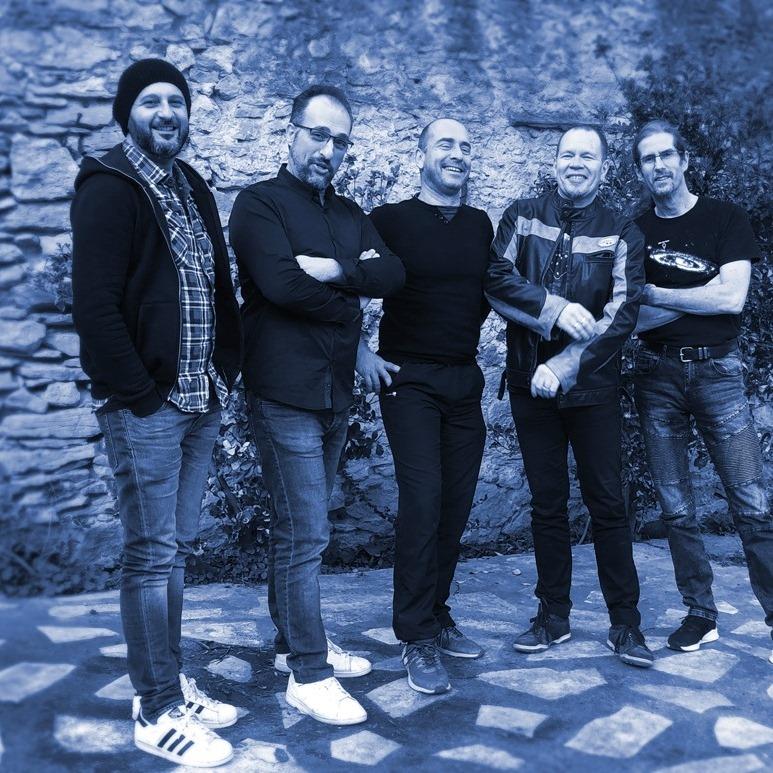 Avec Eric Payan, Olivier Gadet, Laurent Zullo é Lionel Peraldo - AMAN