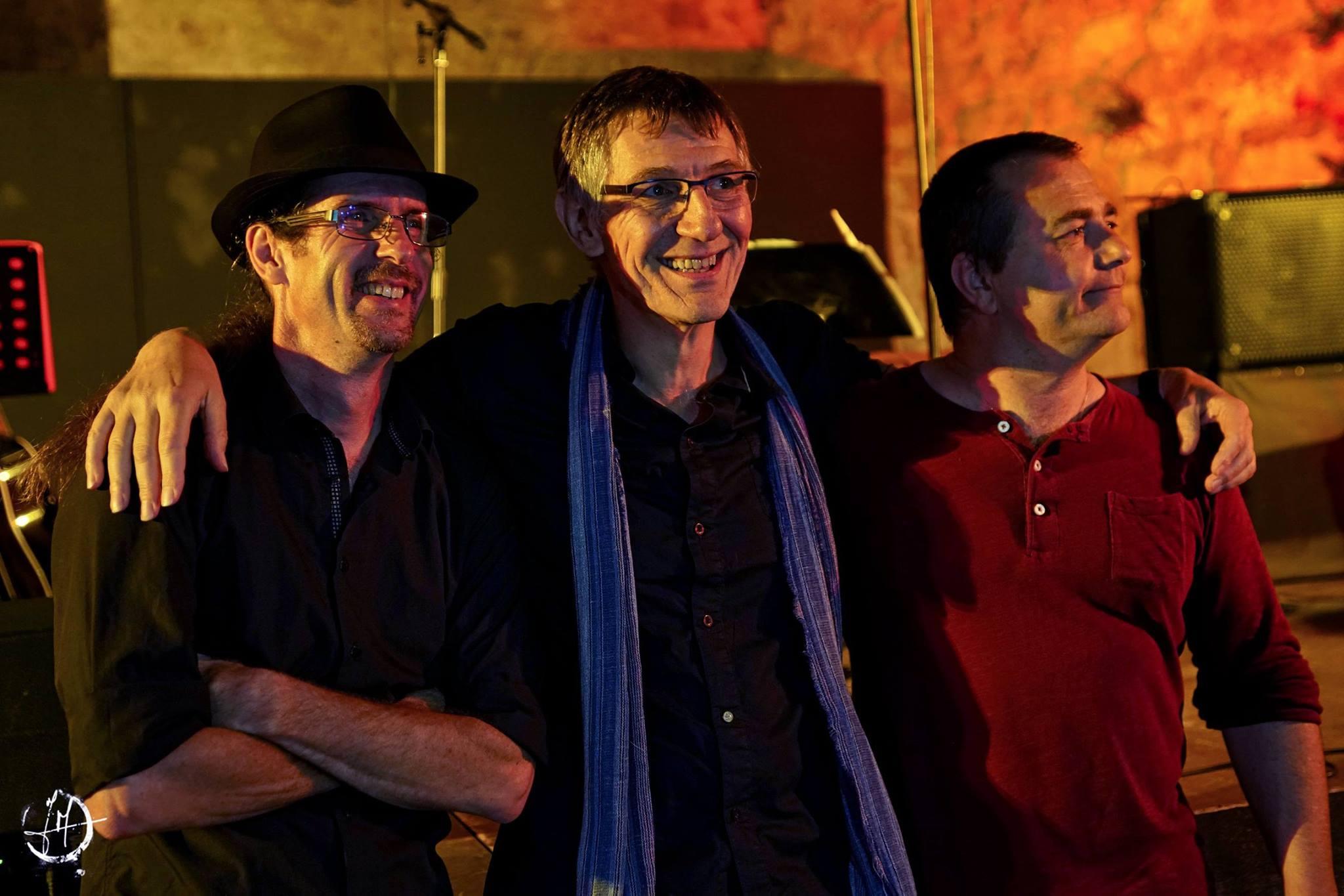 Avec Philippe MUNCK et Antoine Ona
