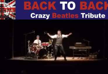 avec BACK TO BACK – Crazy Beatles Tribute – Saint Félix Lauragais