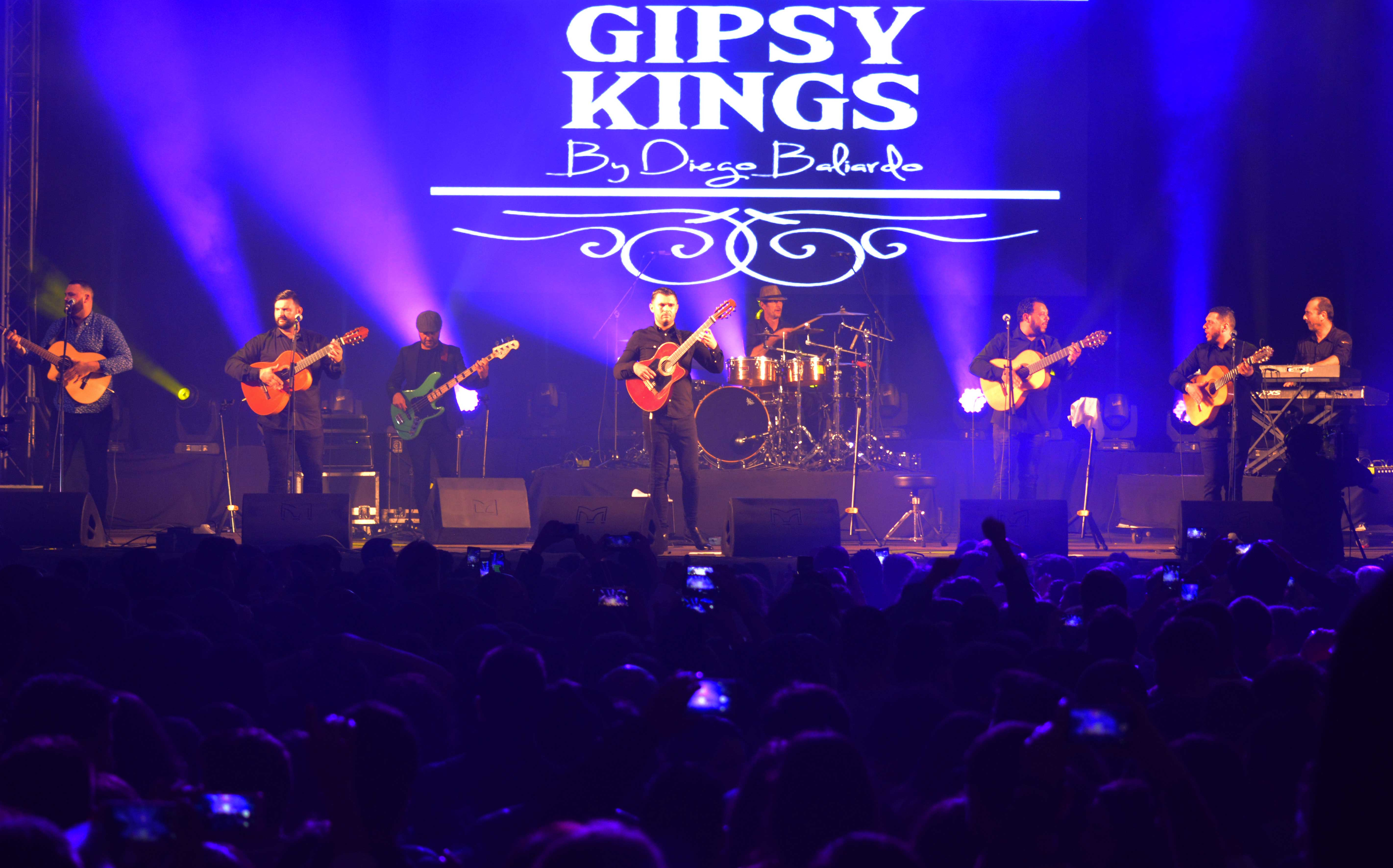 GIPSY KINGS by DIEGO BALIARDO - PORTUGAL