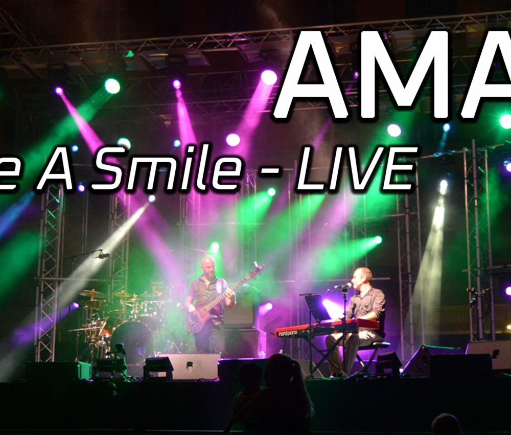 AMAN Live – Give a smile